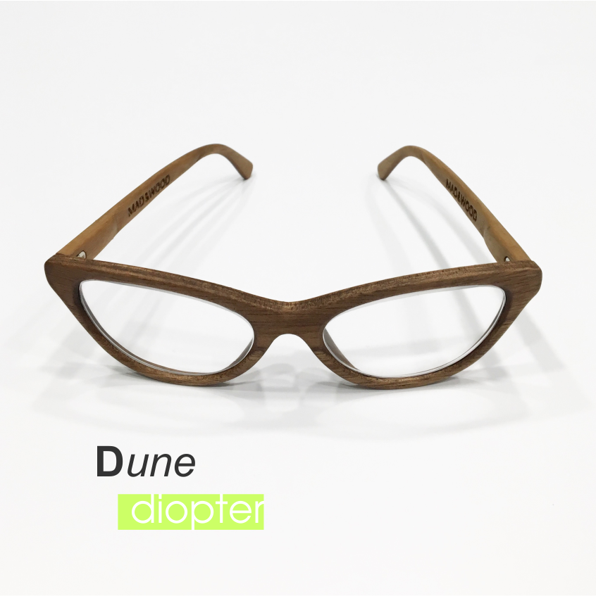 Prescription glasses - Dune