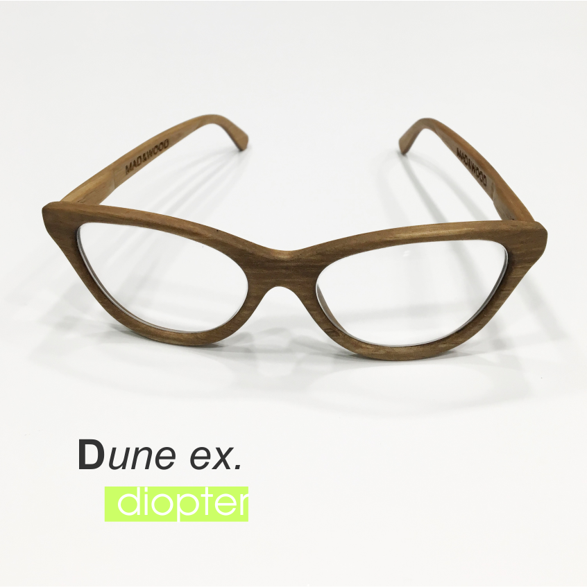 Prescription glasses - Dune Ex
