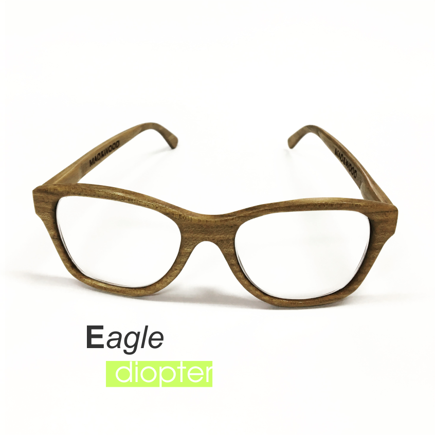 Prescription glasses - Eagle