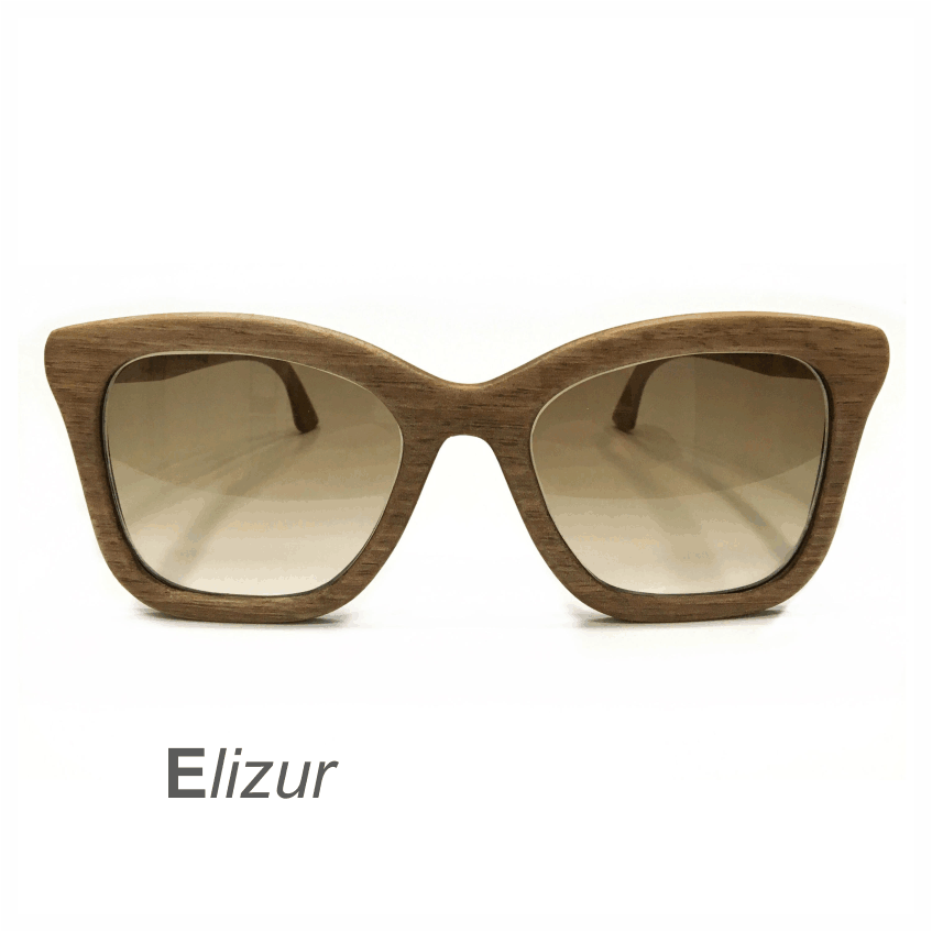 Wooden Sunglasses - Elizur