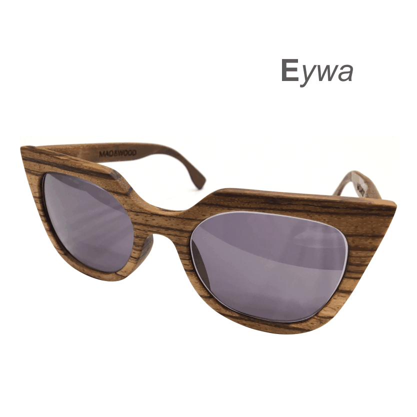 Wooden Sunglasses - Eywa