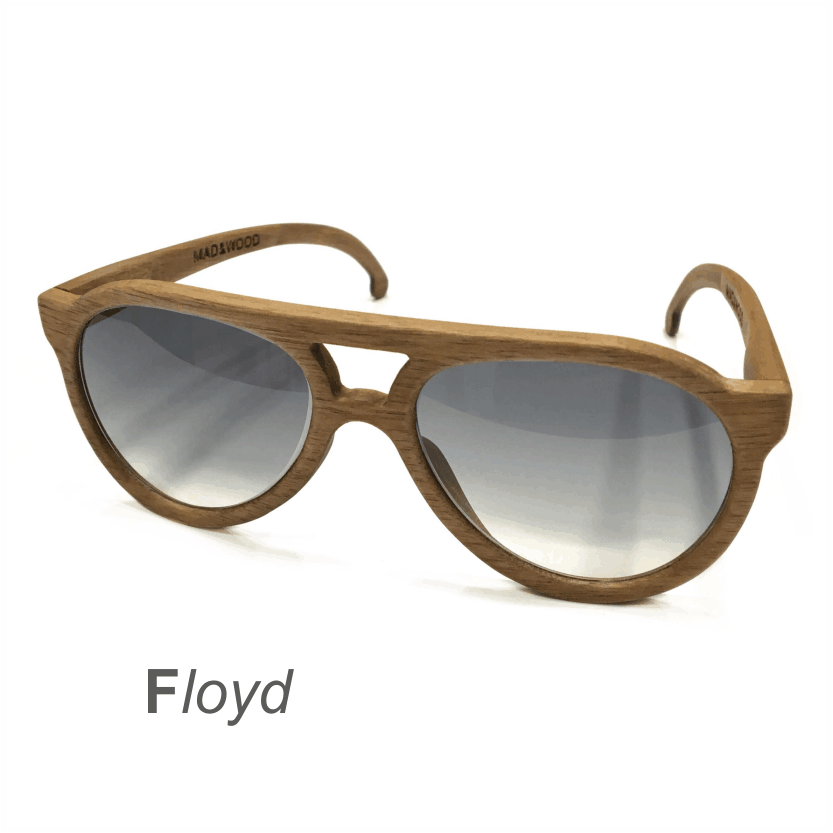 Wooden Sunglasses - Floyd