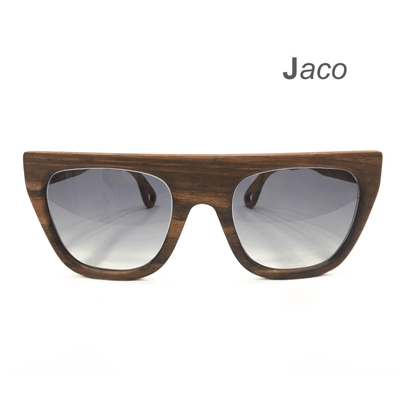 Wooden Sunglasses - Jaco