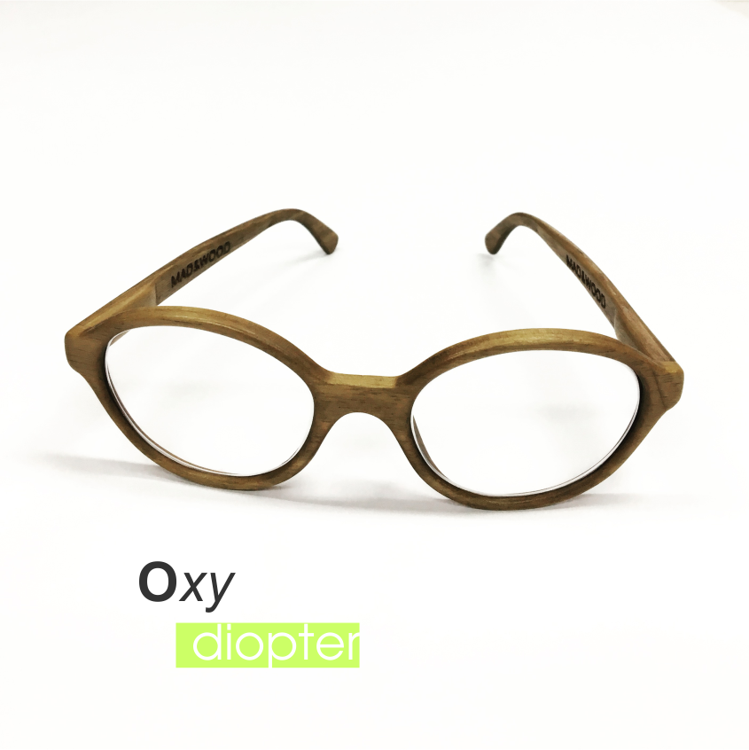 Prescription glasses - Oxy