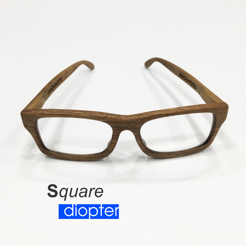 Prescription glasses - Square