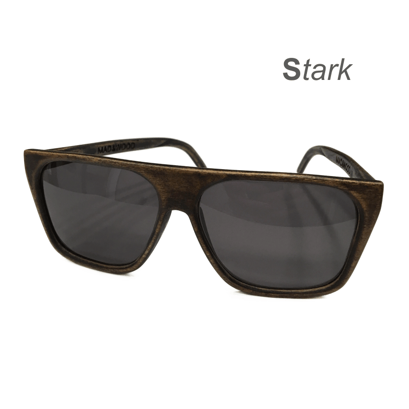 Wooden Sunglasses - Stark