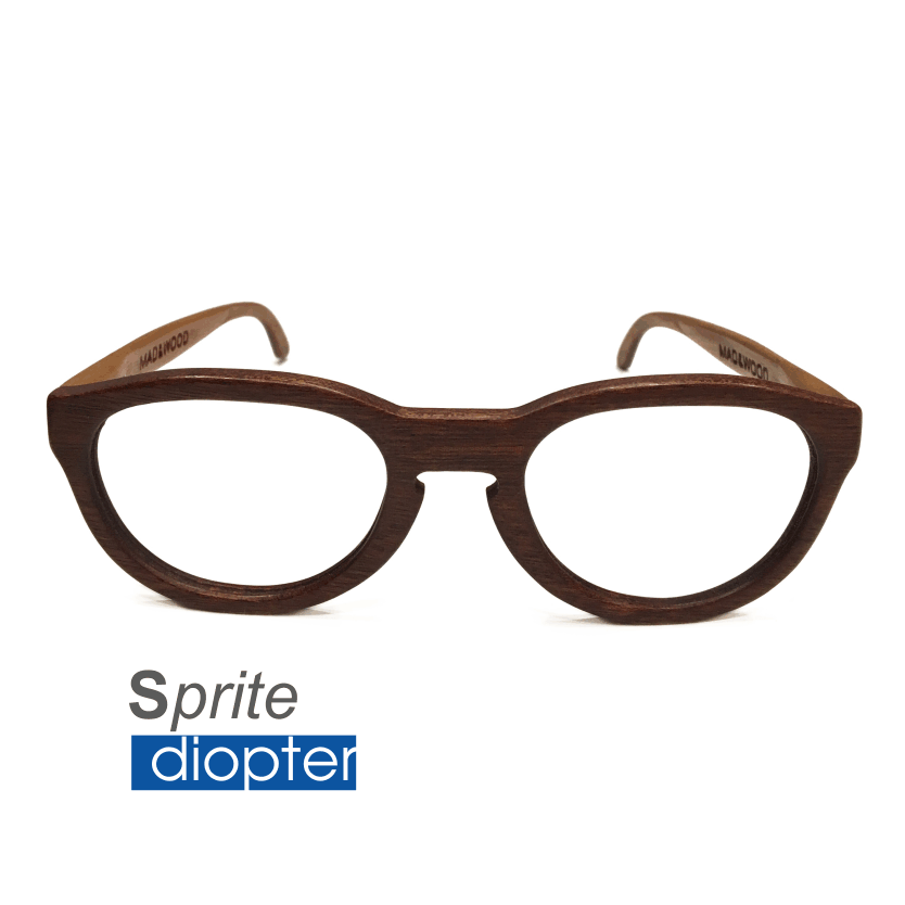 Prescription glasses - Sprite